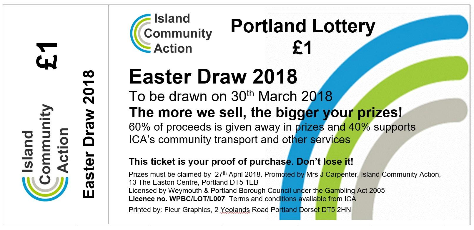 Portland Lottery Ticket